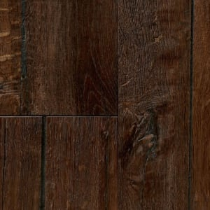 Tree Plank Smoked Oak Natural Oiled Engineered Hardwood Flooring