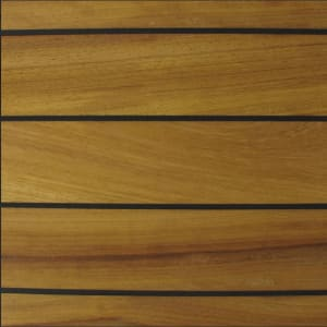 Iroko Navylam+ Parquet Bathroom Wood Flooring