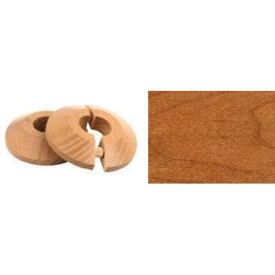 Cherry Solid Wood Pipe Rose Pack of 2