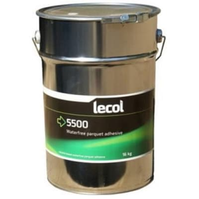 Lecol Rigid Wood Flooring Adhesive 5500 16kg