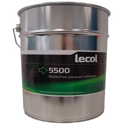 Lecol Rigid Wood Flooring Adhesive 5500 25kg