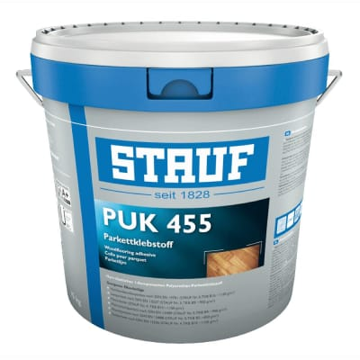 Stauf PUK455 1 Component PU Wood Flooring Adhesive 15kg