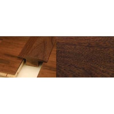 Merbau T-Bar Profile Soild Hardwood 15mm Rebate 2.44m