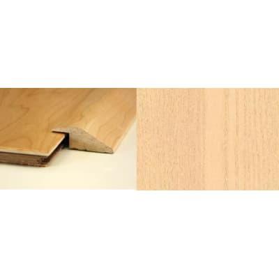 Ash Ramp Bar Flooring Profile Solid Hardwood 2.4m