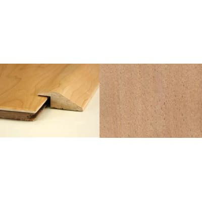 Beech Ramp Bar Flooring Profile Solid Hardwood 1m