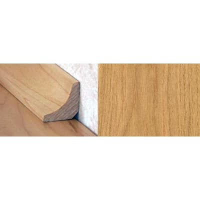 Natural Oak Solid Hardwood Scotia 2.4m for Flooring