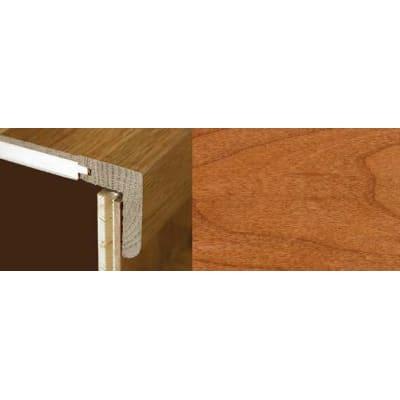 Cherry Stair Nosing Profile Soild Hardwood 2.4m