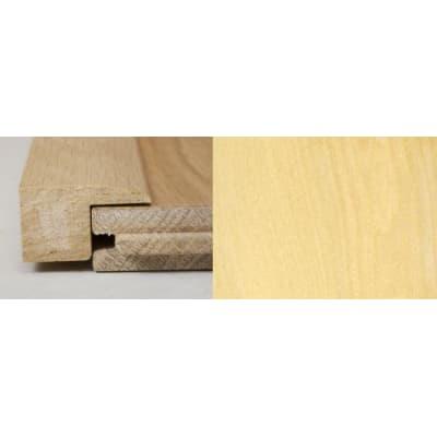 Maple Square Edge Soild Hardwood Flooring Profile 2m