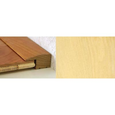 Maple Square Edge Soild Hardwood Flooring Profile 1m