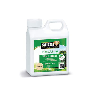 Saicos Ecoline Wooden Flooring Refresher 1L 8106