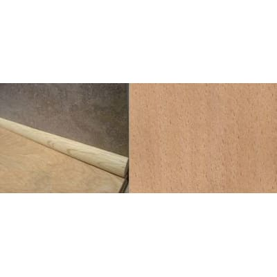 Beech  Solid Hardwood 19mm Quadrant 2.44m for Flooring