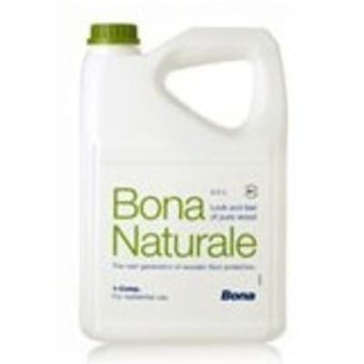 Bona Naturale 1 Seal Residential for Wood Flooring 4.5L