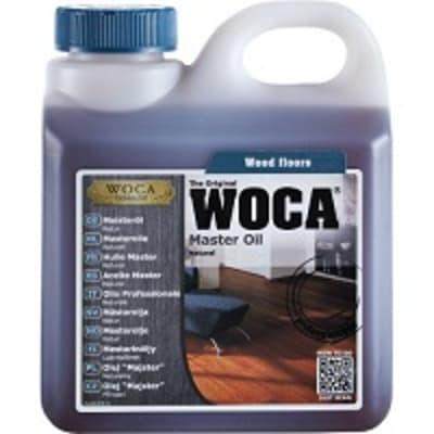 WOCA Master Wood Flooring Oil WHITE 5L