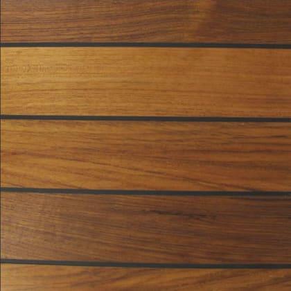 Teak Navylam+ Parquet 88mm Wide Bathroom Wood Flooring