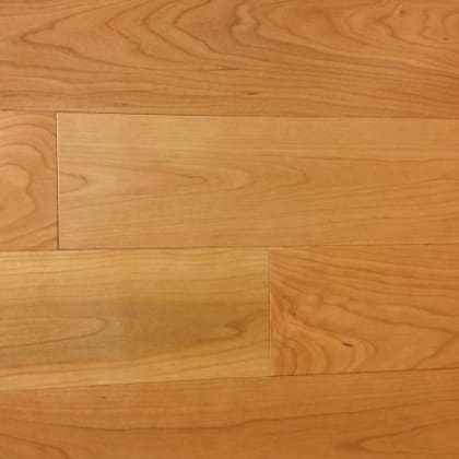 Canadian Cherry Gloss Solid Hardwood Flooring