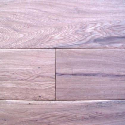 Mont Blanc Oak (Hand scraped/UV White Oiled) Hardwood  Engineered Wood Flooring