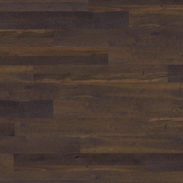 Charlottenburg Oak Dark Smoked Oiled Heavy Distressed Brushed 290mm Hardwood Flooring