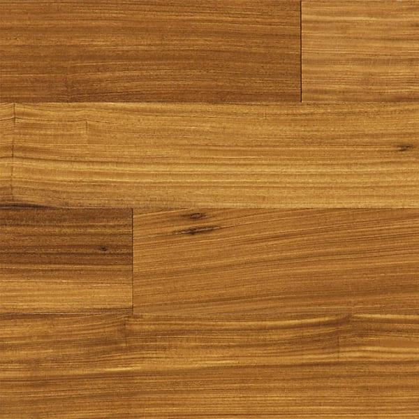 Afromosia (African Teak) Lacquered Engineered Hardwood Flooring