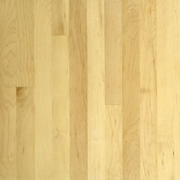 Canadian Maple 57mm Select Unfinished Solid Hardwood Flooring