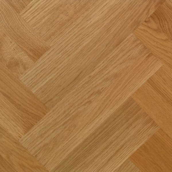 Oak Prime 280mm Engineered Parquet Block - Herringbone