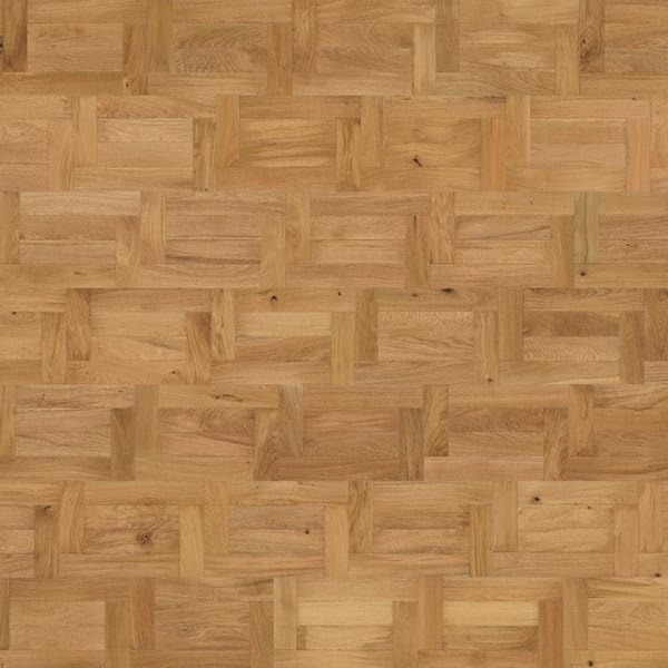 Veneto Castle Natural Oak Brushed Oil Engineered Venetian Parquet