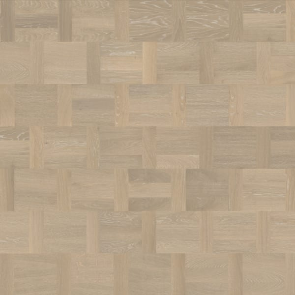 Bianco Dutch Patterned Oak Parquet Flooring