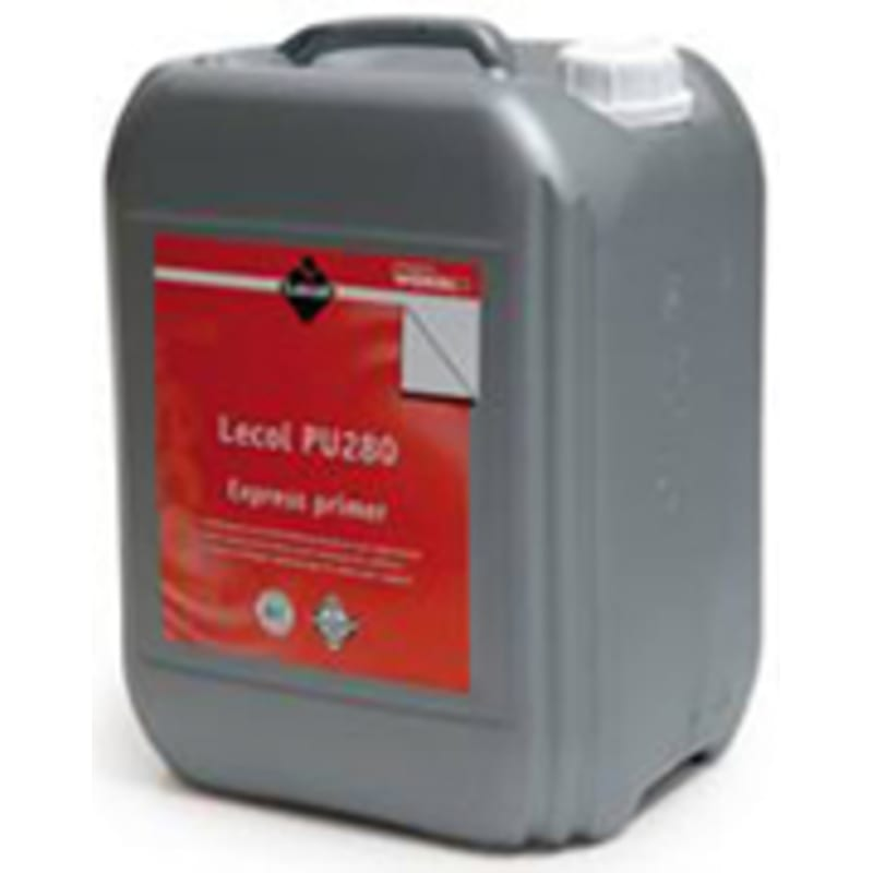 Lecol 1 Part 2-3 Coat PU281 11kg Liquid Damp Proof Membrane