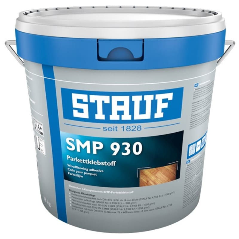 Stauf Elastic Wood Adhesive SMP930 18kg 1 Component Adhesives