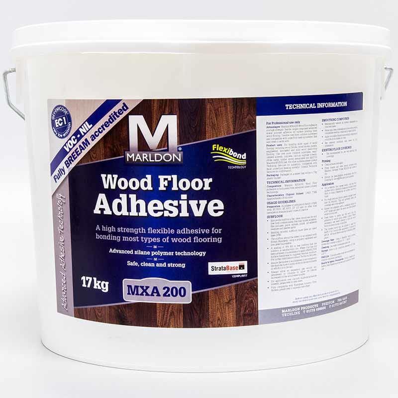 Marldon Polymer Adhesive MXA200 Adhesives