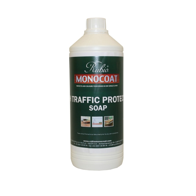 Rubio Monocoat High Traffic Soap 1L Oils & Maintenance