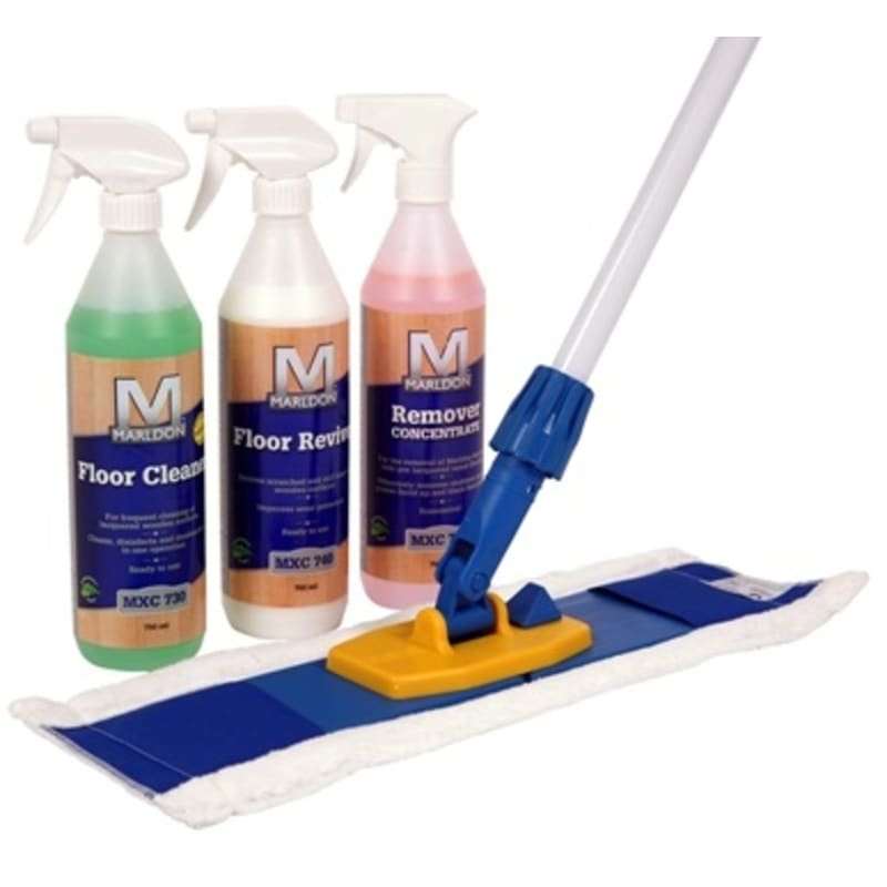 Marldon MXC 765 Deluxe Care System Oils & Maintenance