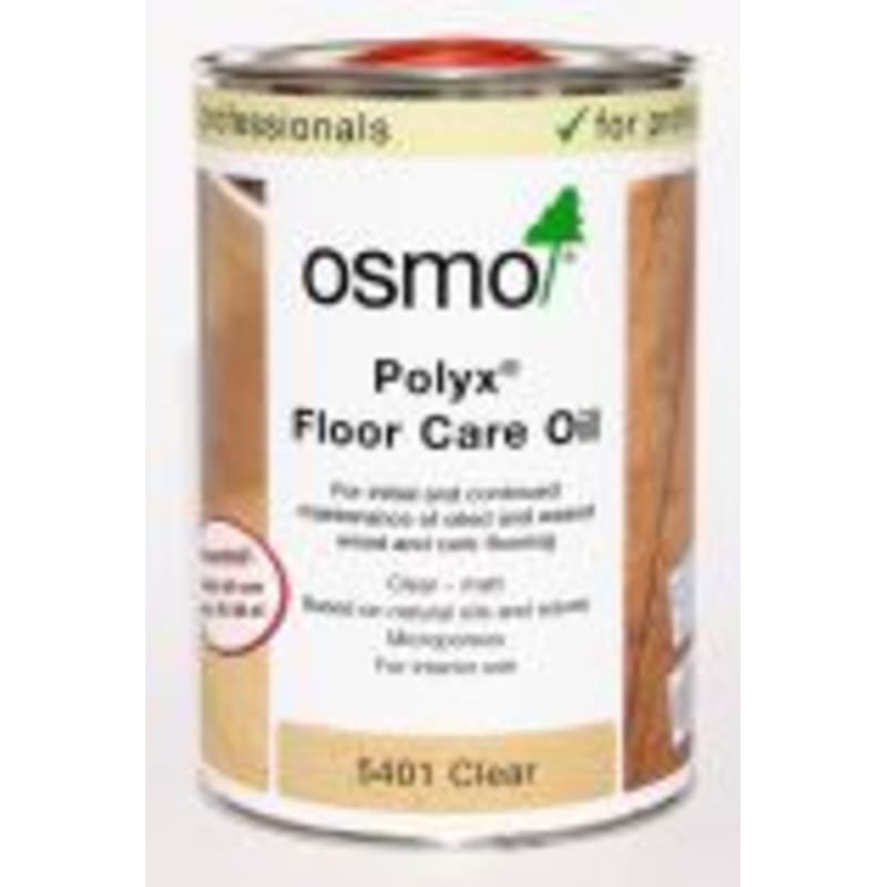 Osmo Polyx Floor Care (1L) Oils & Maintenance