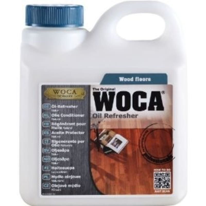 WOCA Natural Oil Refresher 2.5L (1L = 175m2) Cleaning