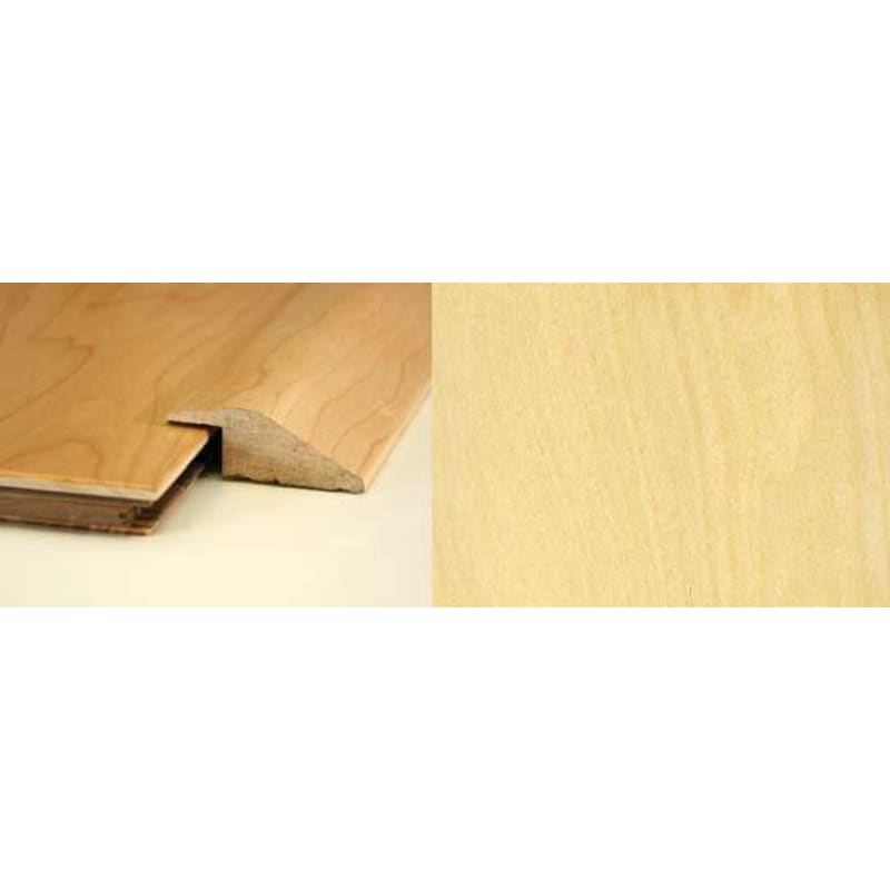 Maple Ramp Bar Solid 1 metre Ramp Profile