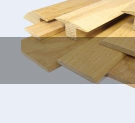 Soild wood profiles