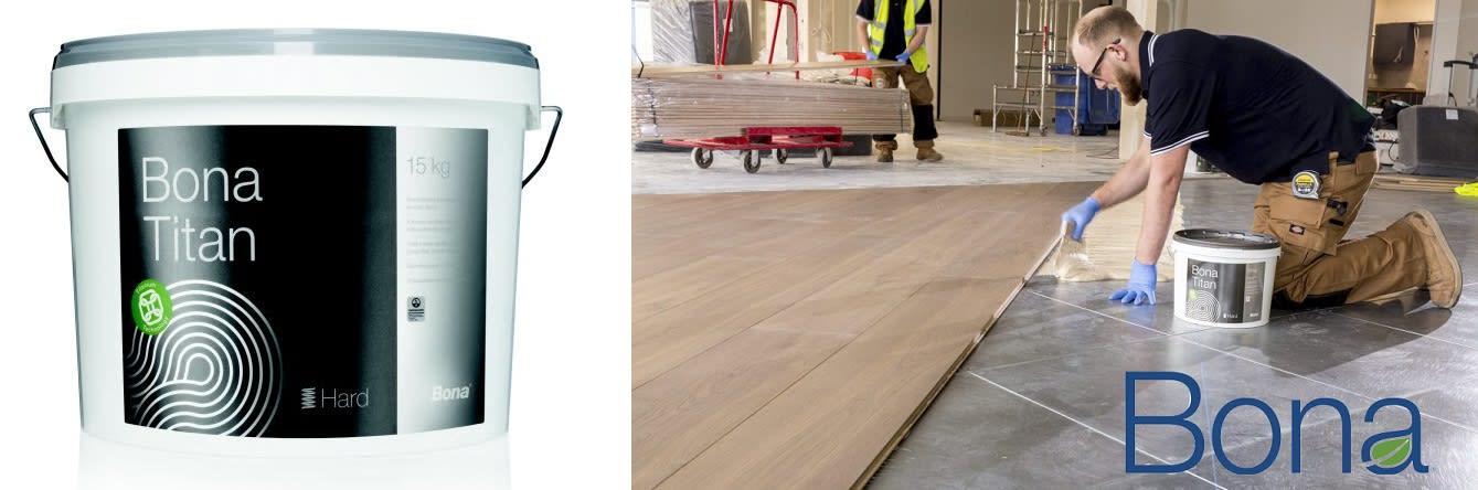 BONA Titan Wood Floor Adhesive