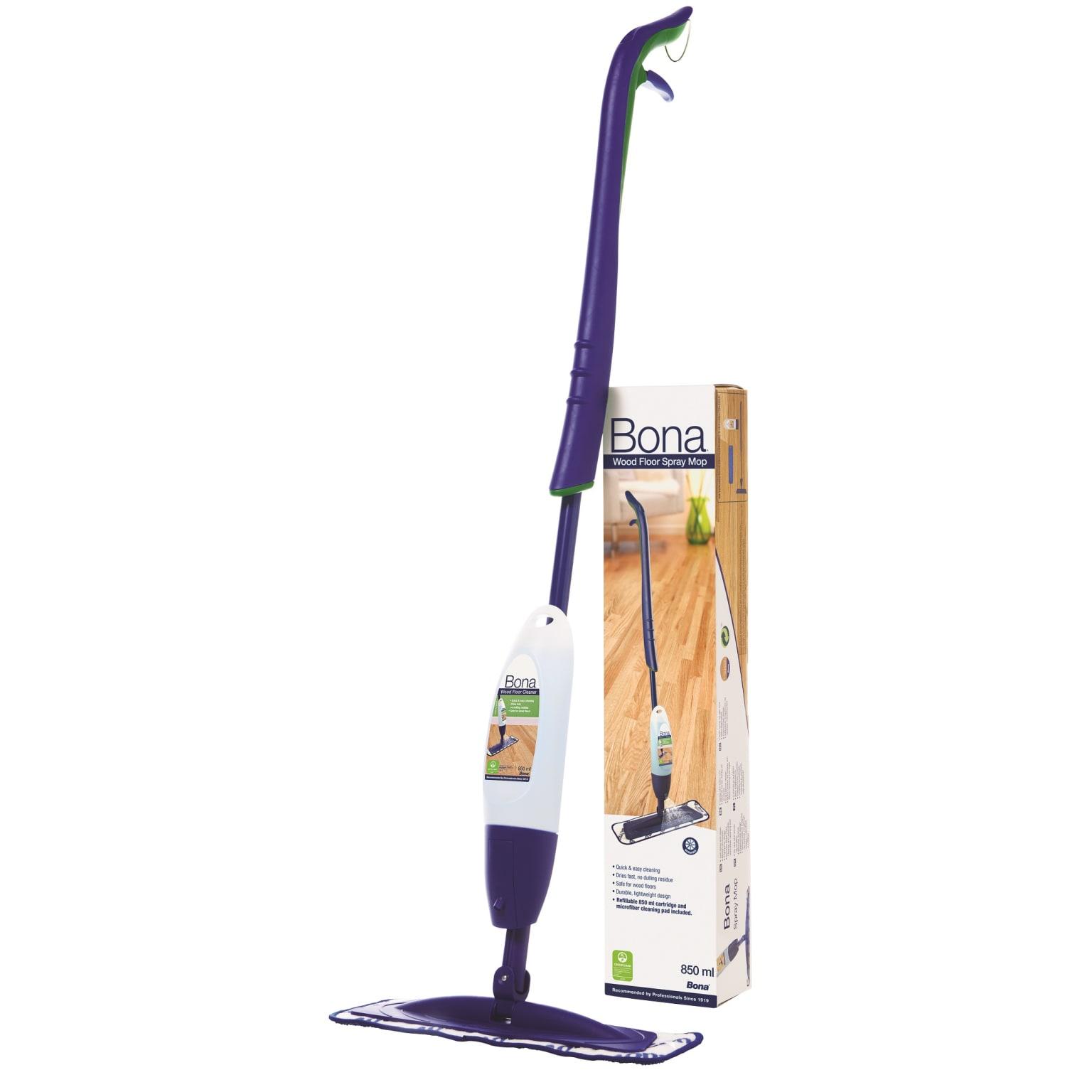 Introducing the Bona Oiled Floor Spray Mop