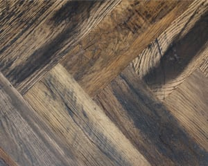 Reclaimed Parquet Flooring