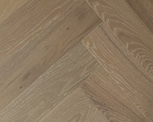 Top Views of Oiled Parquet Wood