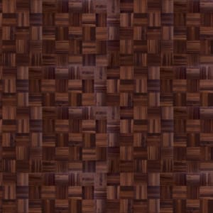Walnut Flooring from above