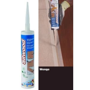Mapei Silwood Cartridge Wenge Wood Flooring Sealant - 310ml