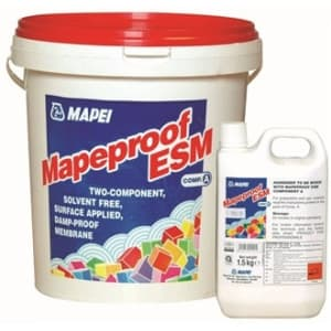 Mapei Proof ESM 1-2 Coat Liquid DPM