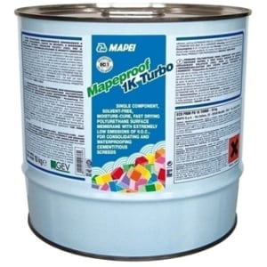 Mapei Proof 1k Turbo Rapid Wood Floor Primer
