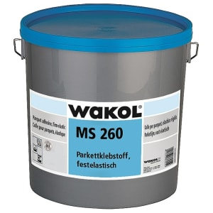 Wakol MS260 1 Component Wood Flooring Adhesive 18kg
