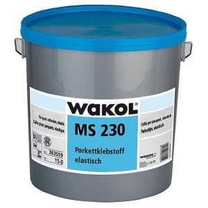 Wakol MS230 Wood Flooring Adhesive 18kg