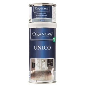 Ciranova UN1CO Extra White Wood Flooring Stain 1.3L