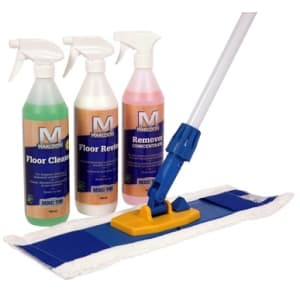 Marldon MXC 765 Deluxe Wood Floor Care System