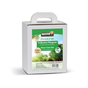 Saicos Ecoline Wooden Flooring Care & Clean Set 8310