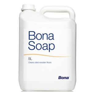 Bona Soap Oiled Floors 5L for Wood Flooring
