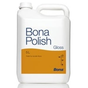 Bona Polish Gloss Finish (5L) for Wood Flooring